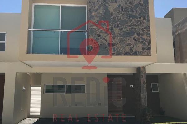 Foto de casa en venta en  , bugambilias residencial, querétaro, querétaro, 5318629 No. 01