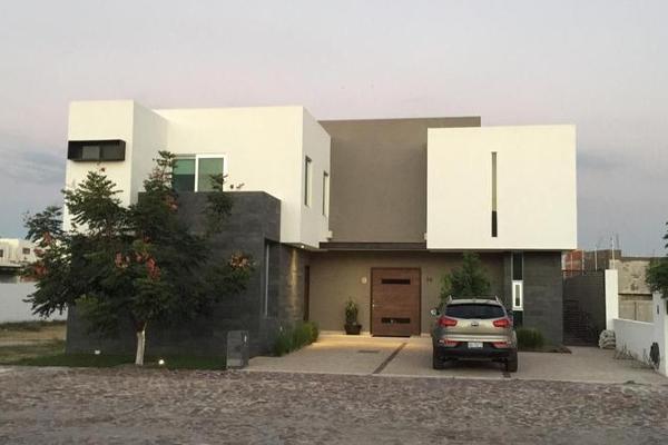 Foto de casa en venta en  , bugambilias residencial, querétaro, querétaro, 8023436 No. 01