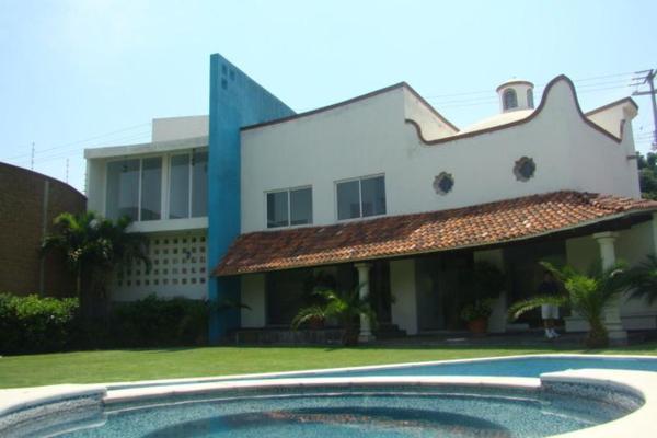 Foto de casa en venta en  , bugambilias, temixco, morelos, 8092507 No. 01