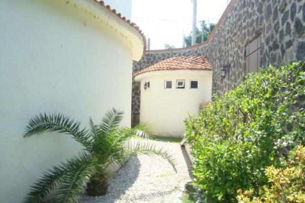 Foto de casa en venta en  , bugambilias, temixco, morelos, 8092507 No. 28