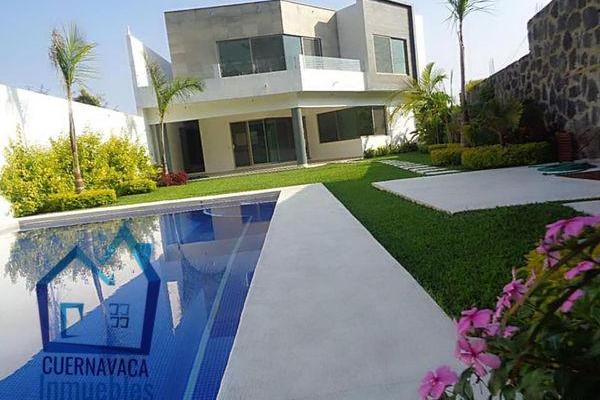 Foto de casa en venta en  , bugambilias, temixco, morelos, 8092557 No. 01