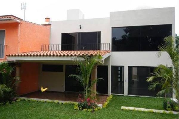Foto de casa en venta en  , burgos bugambilias, temixco, morelos, 8157525 No. 01