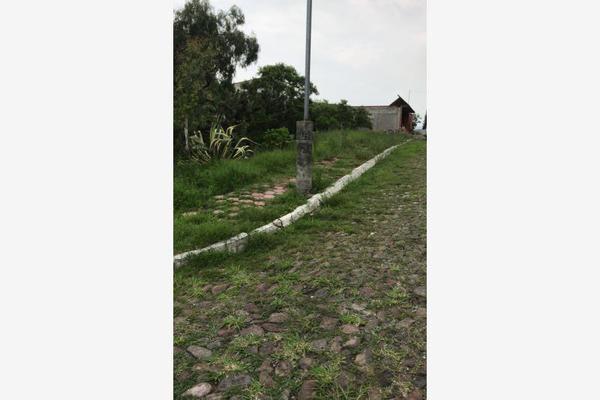 Foto de terreno habitacional en venta en bulevard presa requena, esquina presa de las virgenes lte. 13 manzana 51 15, presa escondida, tepeji del río de ocampo, hidalgo, 0 No. 03