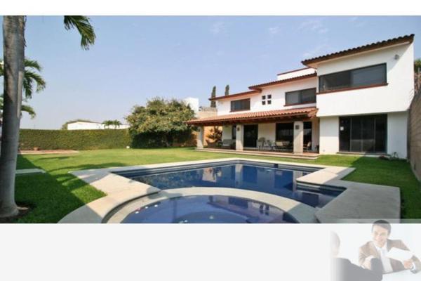 Foto de casa en venta en  , burgos bugambilias, temixco, morelos, 5771146 No. 01