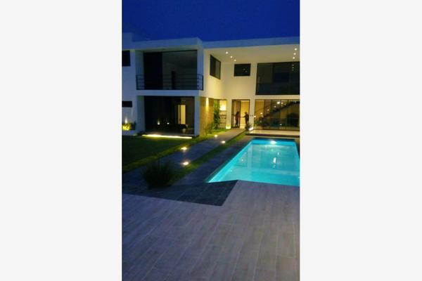 Foto de casa en venta en  , burgos bugambilias, temixco, morelos, 5794516 No. 01
