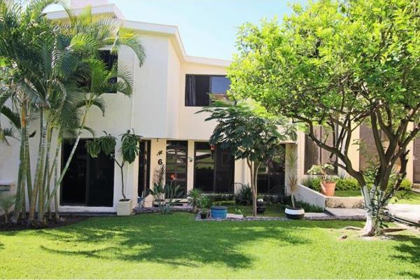 Foto de casa en venta en  , bugambilias, temixco, morelos, 5811924 No. 01
