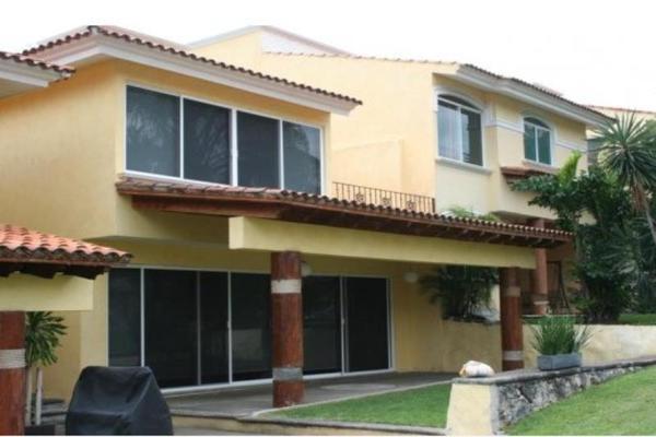 Foto de casa en venta en  , burgos bugambilias, temixco, morelos, 5820316 No. 01
