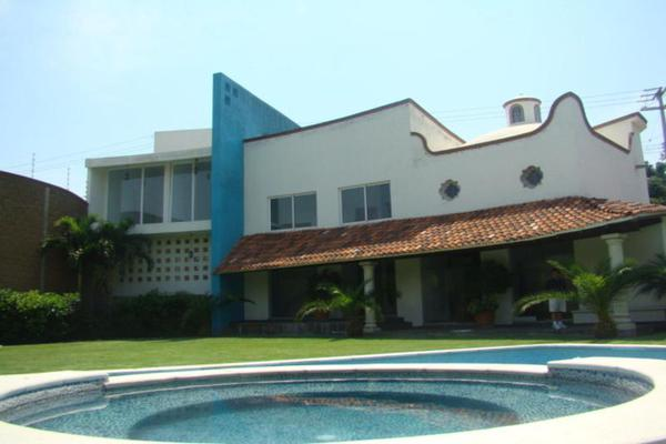 Foto de casa en venta en  , burgos bugambilias, temixco, morelos, 8092507 No. 01