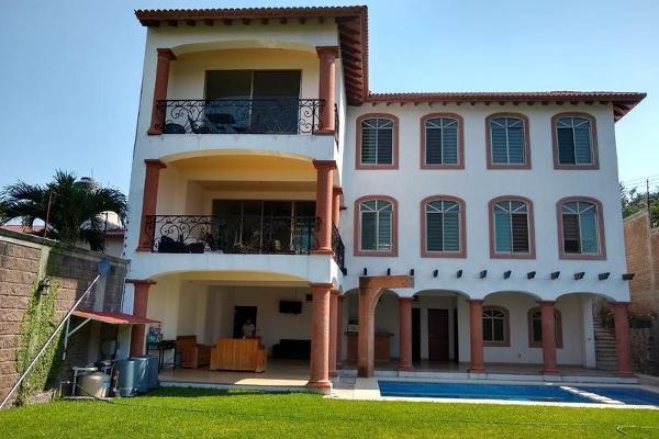 Foto de casa en renta en  , burgos sección ontario, temixco, morelos, 8092532 No. 01