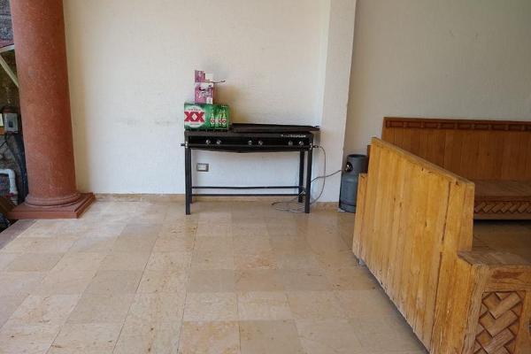 Foto de casa en renta en  , burgos sección ontario, temixco, morelos, 8092532 No. 09