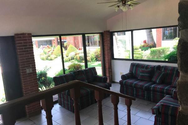Foto de casa en venta en  , burgos sección ontario, temixco, morelos, 8092623 No. 22