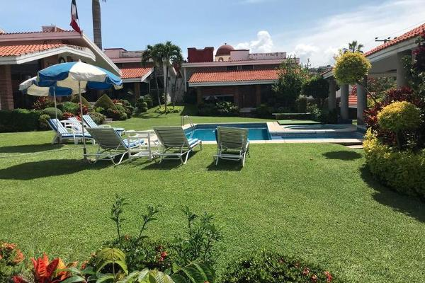 Foto de casa en renta en  , burgos sección ontario, temixco, morelos, 8092702 No. 01