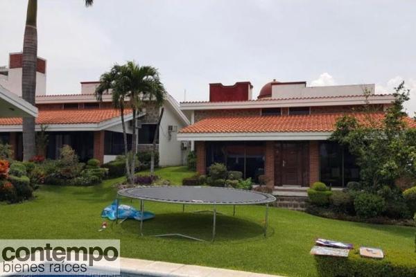 Foto de casa en venta en  , burgos, temixco, morelos, 14024670 No. 01