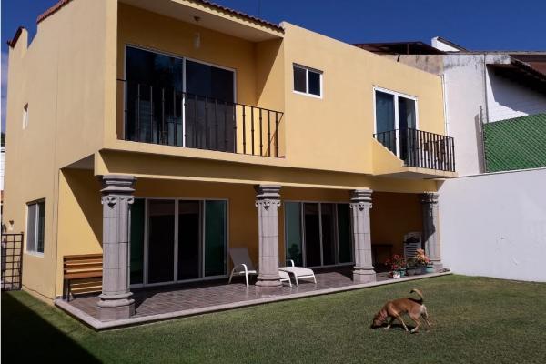 Foto de casa en renta en  , burgos, temixco, morelos, 18915008 No. 01
