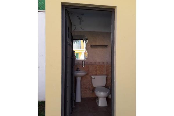Foto de casa en renta en  , burgos, temixco, morelos, 18915008 No. 28