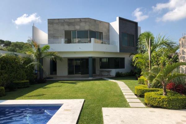 Foto de casa en venta en  , burgos, temixco, morelos, 5680234 No. 01