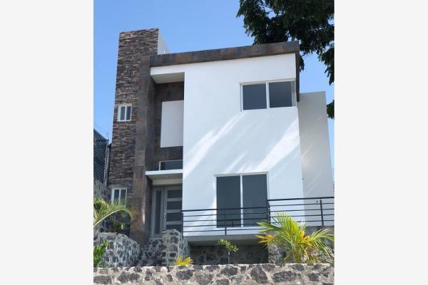 Foto de casa en venta en  , burgos, temixco, morelos, 5687604 No. 01