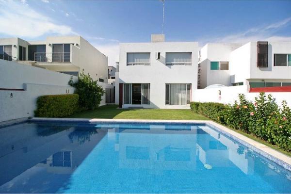 Foto de casa en venta en  , burgos bugambilias, temixco, morelos, 5691091 No. 01