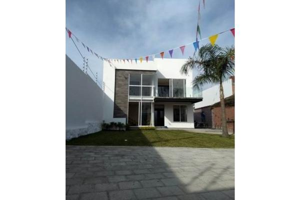 Foto de casa en venta en  , burgos, temixco, morelos, 5894490 No. 01
