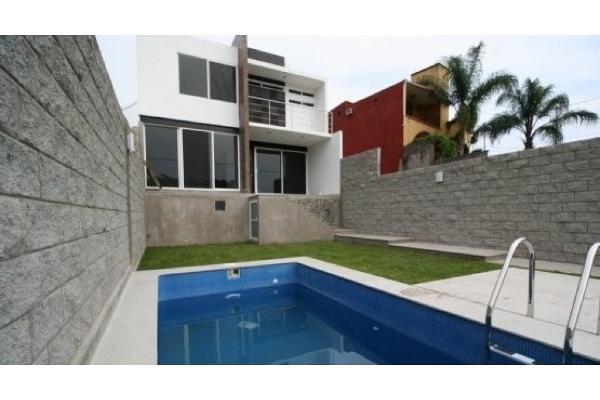 Foto de casa en venta en  , burgos, temixco, morelos, 5900245 No. 01