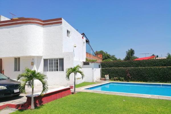 Foto de casa en venta en  , burgos, temixco, morelos, 5930062 No. 01