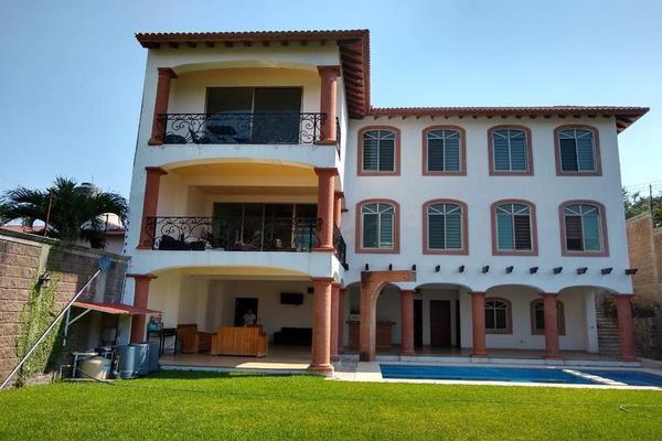 Foto de casa en renta en  , burgos, temixco, morelos, 8092532 No. 01