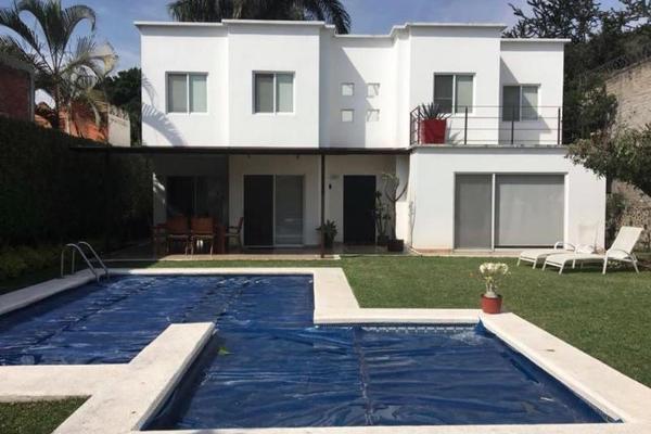 Foto de casa en venta en  , burgos sección ontario, temixco, morelos, 8092588 No. 01