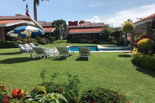 Foto de casa en renta en  , burgos, temixco, morelos, 8092702 No. 01