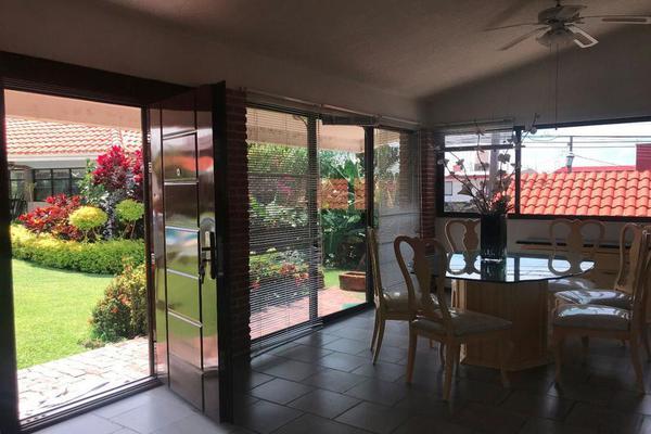 Foto de casa en renta en  , burgos, temixco, morelos, 8092702 No. 09