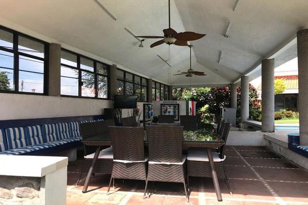 Foto de casa en renta en  , burgos, temixco, morelos, 8092702 No. 29