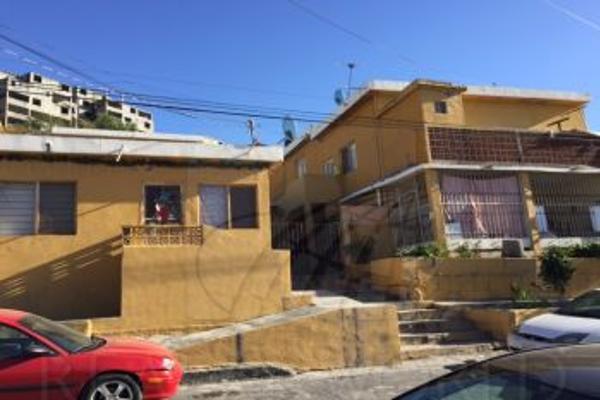 Foto de terreno habitacional en venta en  , bur?cratas municipales 1 sector, monterrey, nuevo le?n, 4674305 No. 01