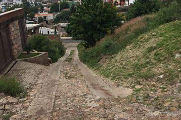 Foto de terreno habitacional en venta en  , burocrático, guanajuato, guanajuato, 8897750 No. 01
