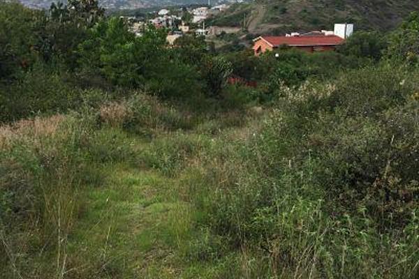 Foto de terreno habitacional en venta en  , burocrático, guanajuato, guanajuato, 8897750 No. 02