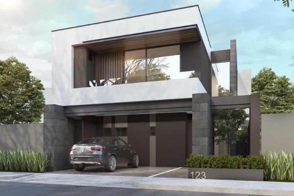 Foto de casa en venta en  , instituto tecnológico de estudios superiores de monterrey, monterrey, nuevo león, 10215655 No. 01