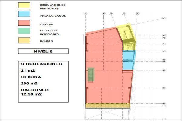 Foto de oficina en venta en bvl. lopez mateos , mixcoac, benito juárez, df / cdmx, 15462908 No. 05