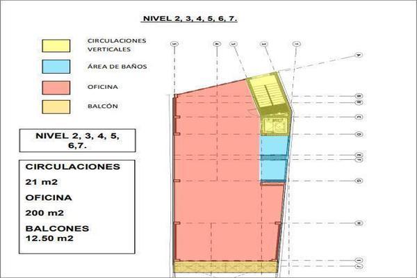Foto de oficina en venta en bvl. lopez mateos , mixcoac, benito juárez, df / cdmx, 15462908 No. 06