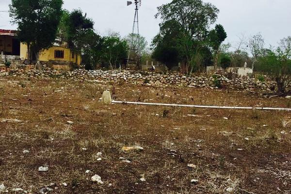Foto de rancho en venta en cacalchén , cacalchen, cacalchén, yucatán, 3628421 No. 12