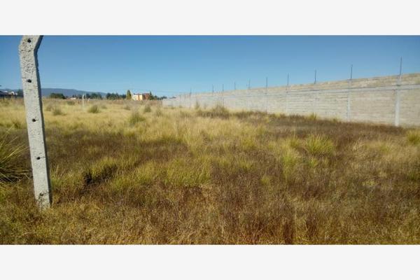 Foto de terreno habitacional en venta en . ., cacalomacán centro, toluca, méxico, 8638706 No. 02