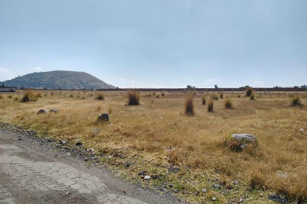 Foto de terreno habitacional en venta en  , cacalomacán, toluca, méxico, 12266889 No. 03