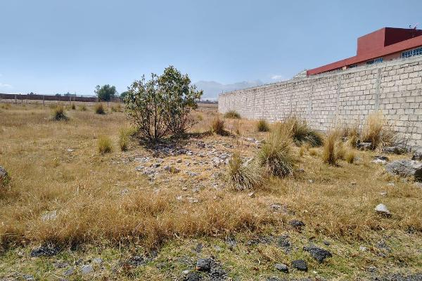 Foto de terreno habitacional en venta en  , cacalomacán, toluca, méxico, 12266889 No. 04