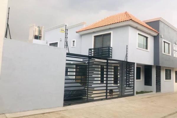 Foto de casa en venta en . ., cacalomacán, toluca, méxico, 12781870 No. 01