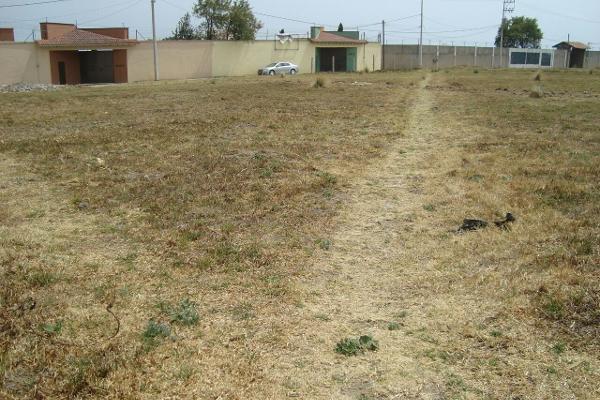 Foto de terreno habitacional en venta en  , cacalomacán, toluca, méxico, 3426512 No. 03