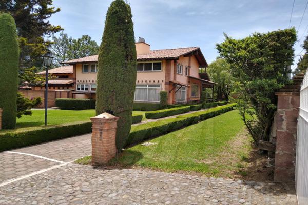 Foto de rancho en venta en  , cacalomacán, toluca, méxico, 8306834 No. 02