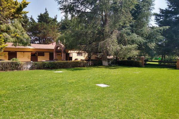 Foto de rancho en venta en  , cacalomacán, toluca, méxico, 8306834 No. 06