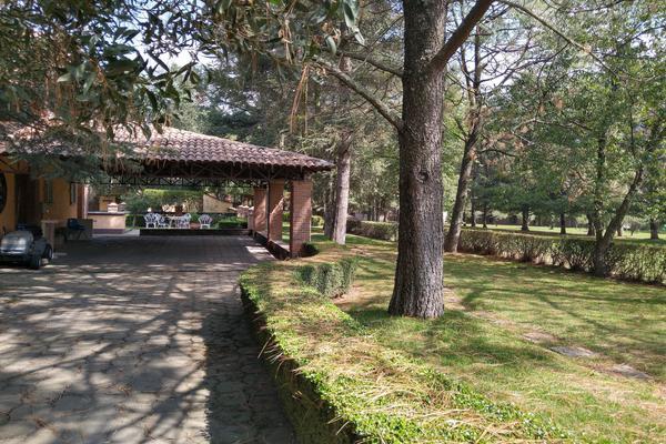 Foto de rancho en venta en  , cacalomacán, toluca, méxico, 8306834 No. 12