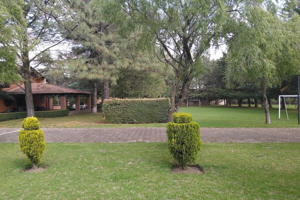 Foto de rancho en venta en  , cacalomacán, toluca, méxico, 8306834 No. 14
