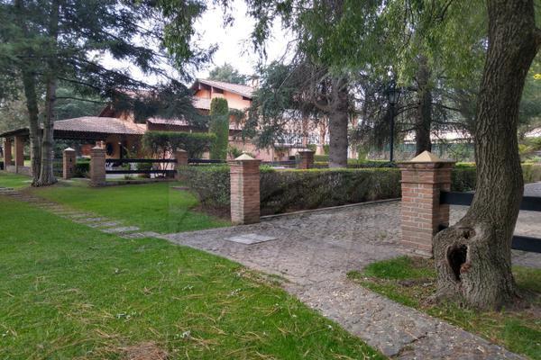 Foto de rancho en venta en  , cacalomacán, toluca, méxico, 8306834 No. 17