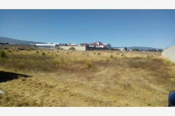 Foto de terreno habitacional en venta en . ., cacalomacán, toluca, méxico, 8638706 No. 01