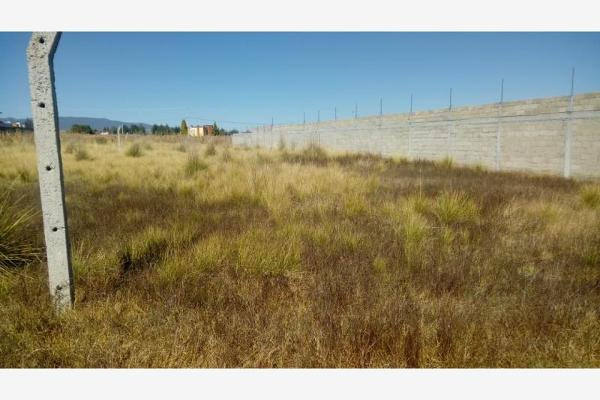 Foto de terreno habitacional en venta en . ., cacalomacán, toluca, méxico, 8638706 No. 02