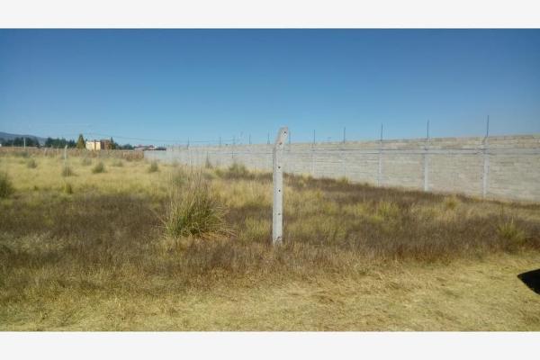 Foto de terreno habitacional en venta en . ., cacalomacán, toluca, méxico, 8638706 No. 03